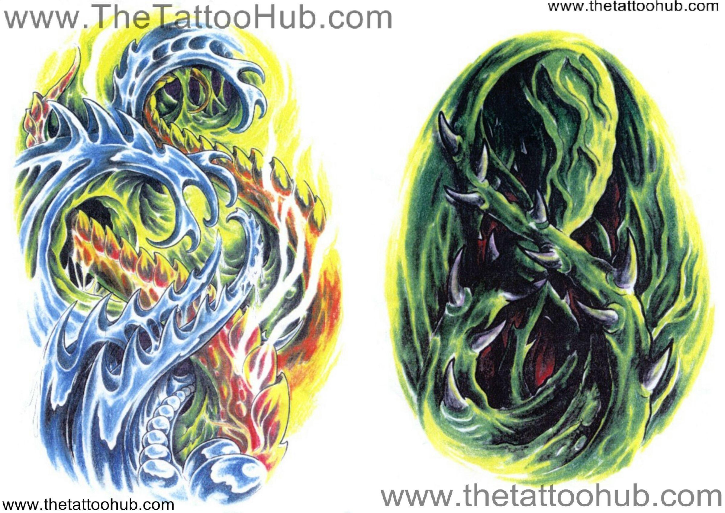 biotech tattoos | Biotech Tattoos Page 3