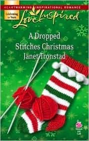 "Review of ""A Dropped Stitches Christmas"" by Janet Tronstad.  PS. Have you entered our giveaway? Ends on Monday!"