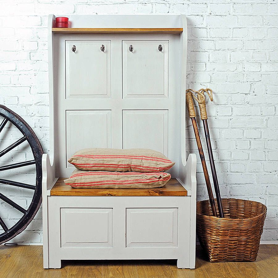 Terrific Ive Just Found Painted Wooden Two Seater Storage Bench Gamerscity Chair Design For Home Gamerscityorg