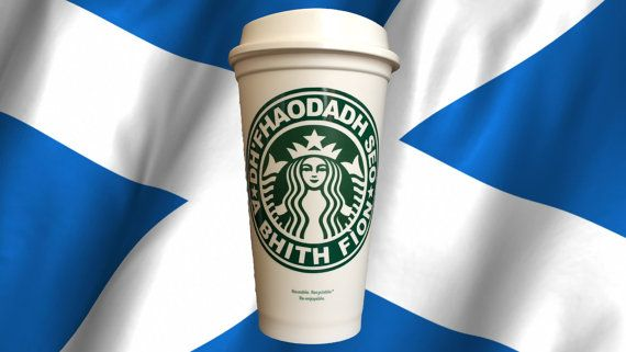 Gaelic Coffee Wine Scottish Might Starbucks Mug Be Travel This 4RLq5cA3j