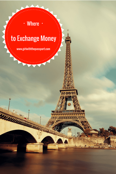 The Money Exchange Fiasco Paris France Edition With Pport