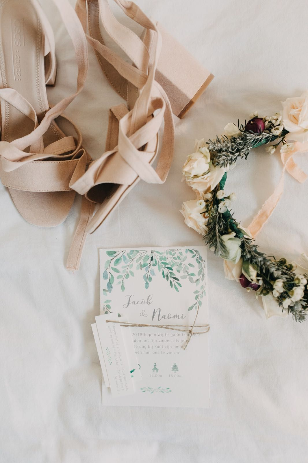 Wedding Stationery Jacob Naomi By Paper Ink Foto Vier De Liefde