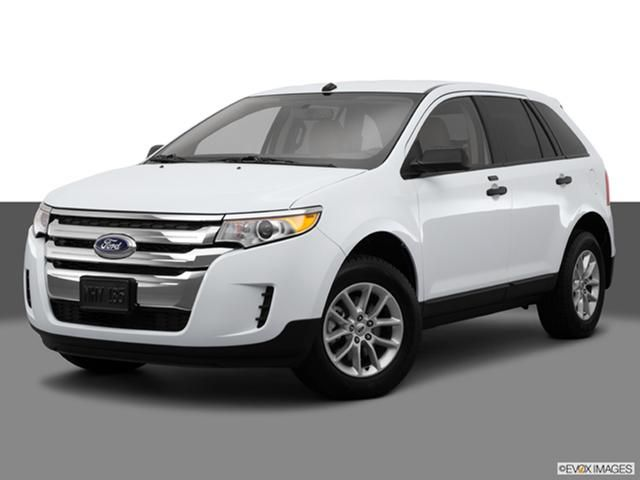 Ford Edge Photos And Videos  Ford Edge Crossover History In Pictures