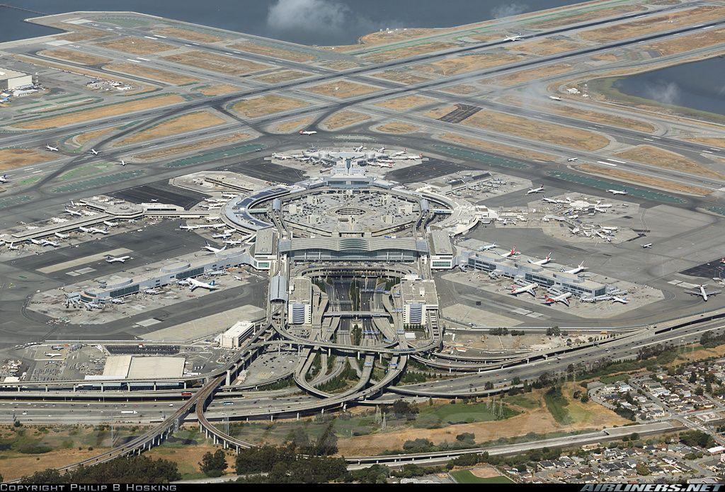 San Francisco International Airport (SFO/KSFO)