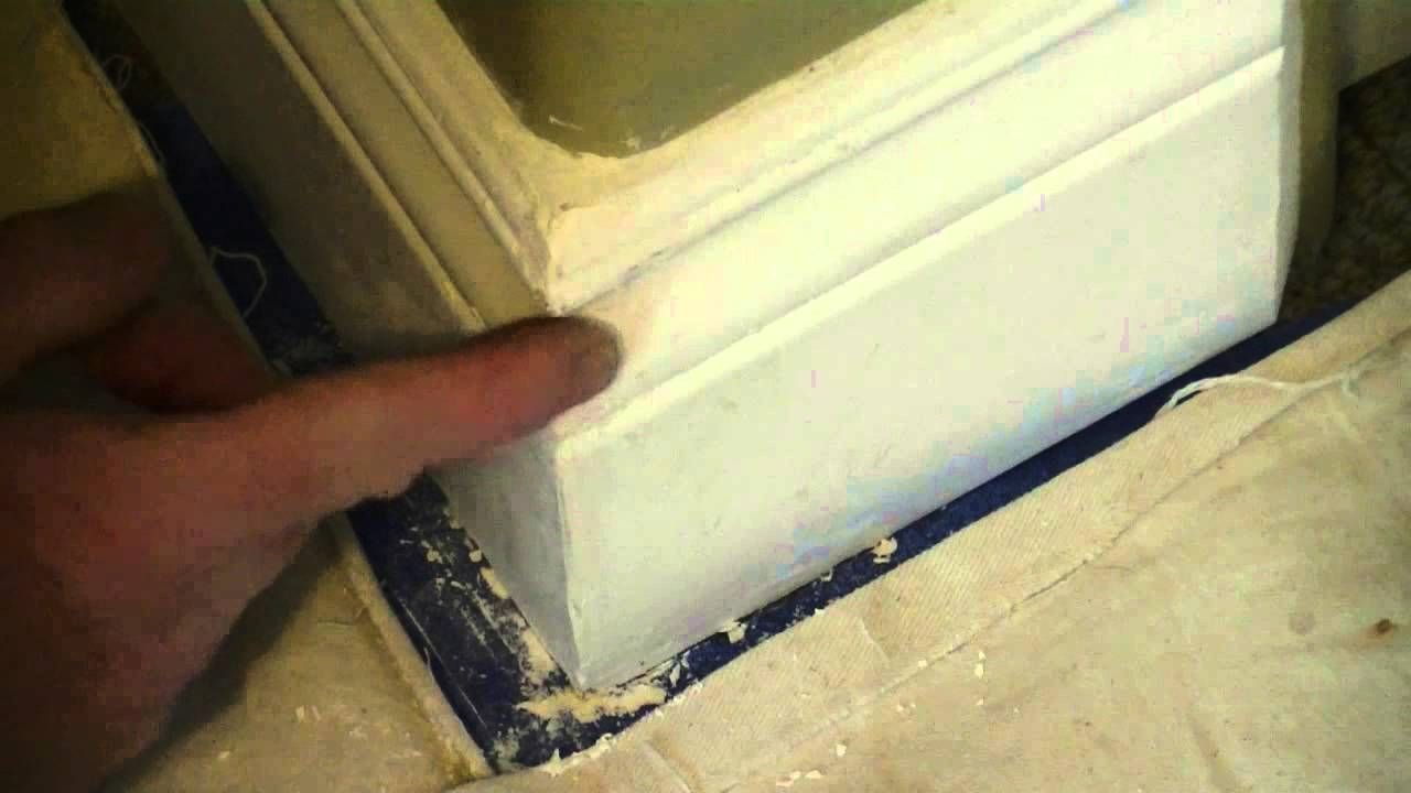 How to fix a chip in mdf baseboard baseboards home