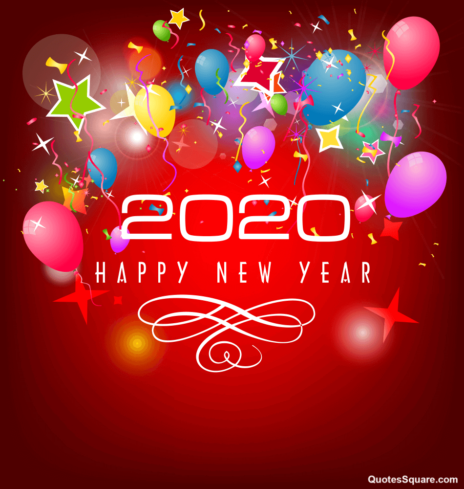 Best Happy New Year Pics 2020 to Wish in Unique Style (For