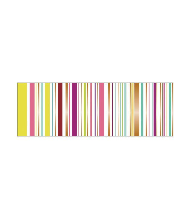 Little B Foil Tape 15mmX10m-Rainbow Bright