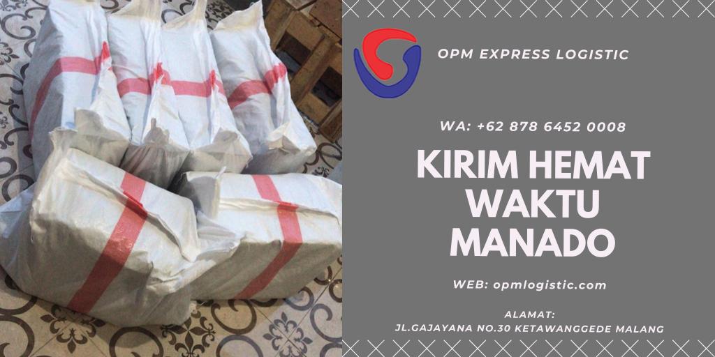 Kirim Hemat Waktu Manado 62 878 6452 0008 Opm Express Logistic Human Resources Malang Investasi