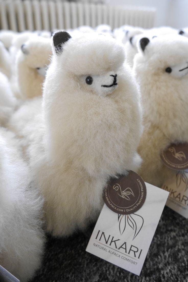 A new alpca army is on its way... Beware! Alpaca toy