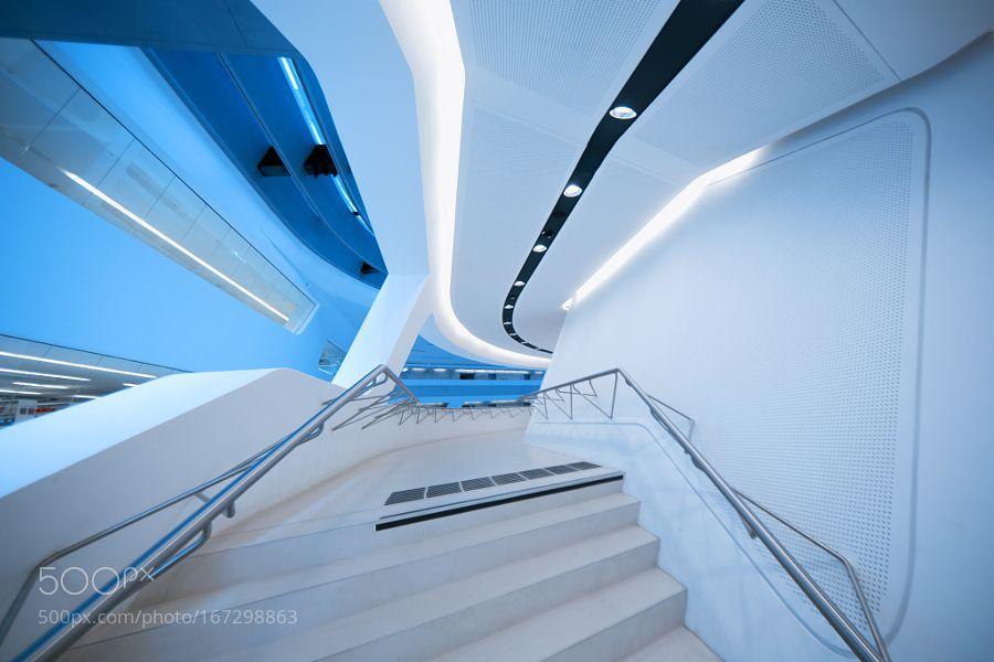 Modern Interior by roliketto