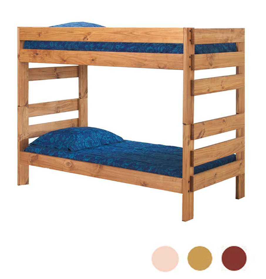 Pine Valley Twin Xl Stackable Bunk Bed Bunk Beds Bed Slats Top Beds