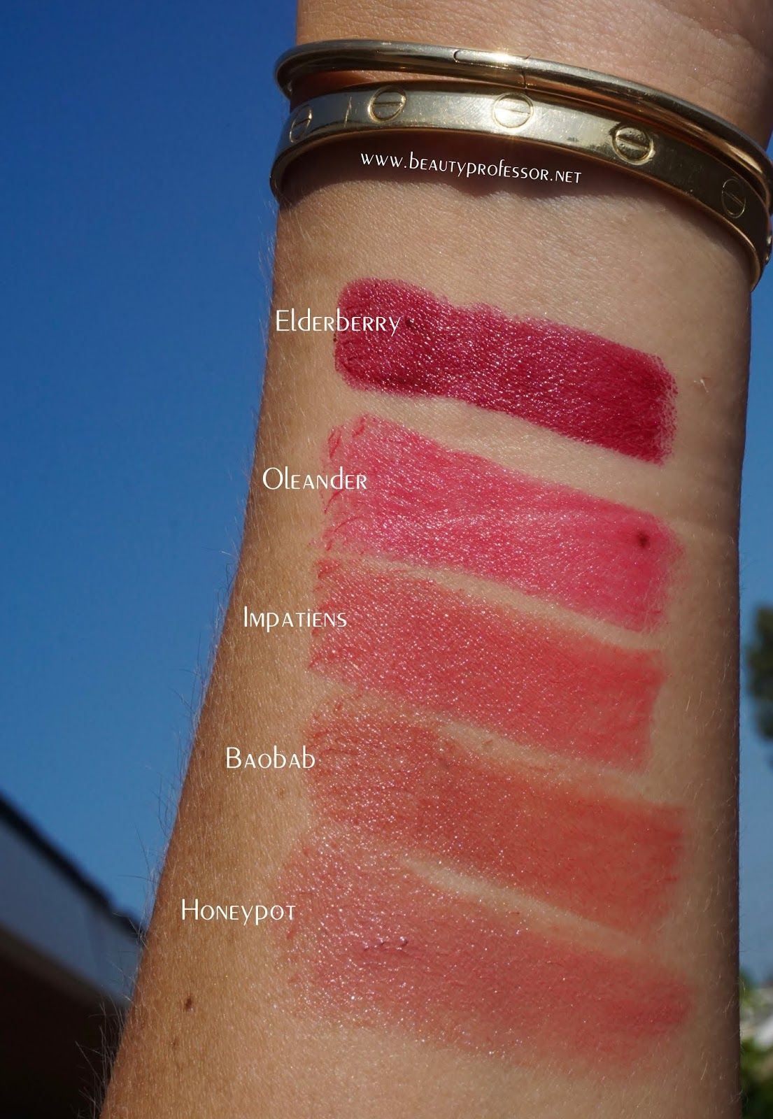 Chantecaille Lip Veil Swatches Clothes Beauty In 2019