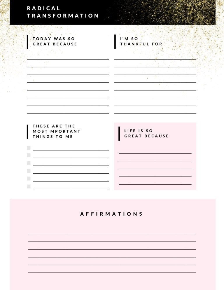 Mental Health Resources: My Planner | Wellbeing | Pinterest