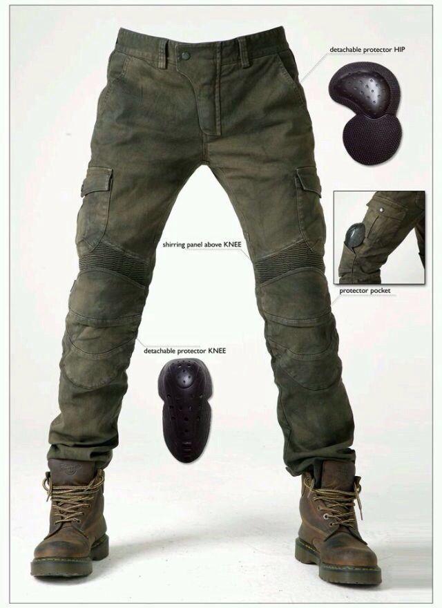 a92c01966c2e Cargo pants Jeans Moto