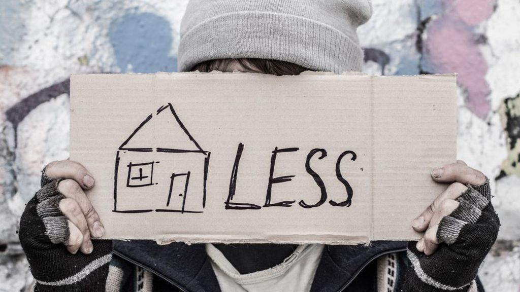 how to help the homeless uk