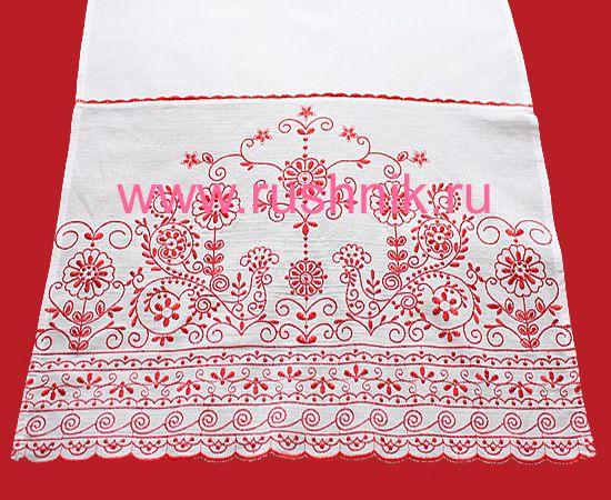 bf12856d8a0db6 Именной свадебный рушник для невесты и жениха. Льняные свадебные рушники:  хлебосольный, венчальный вышитый