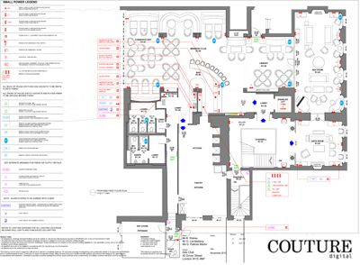 crestron floorplan home automation pinterest rh pinterest com House of Audio Wiring Diagrams Wiring Multiple Recessed Lights Diagram