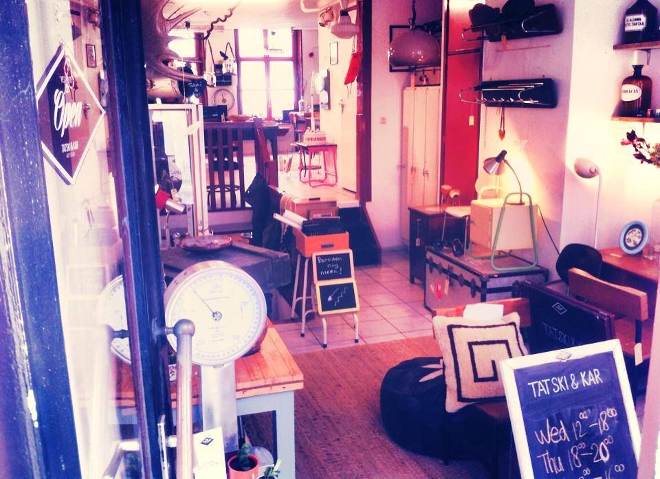 The Top 20 Best Vintage Furniture Shops In Amsterdam. #amsterdam #shops # Vintage