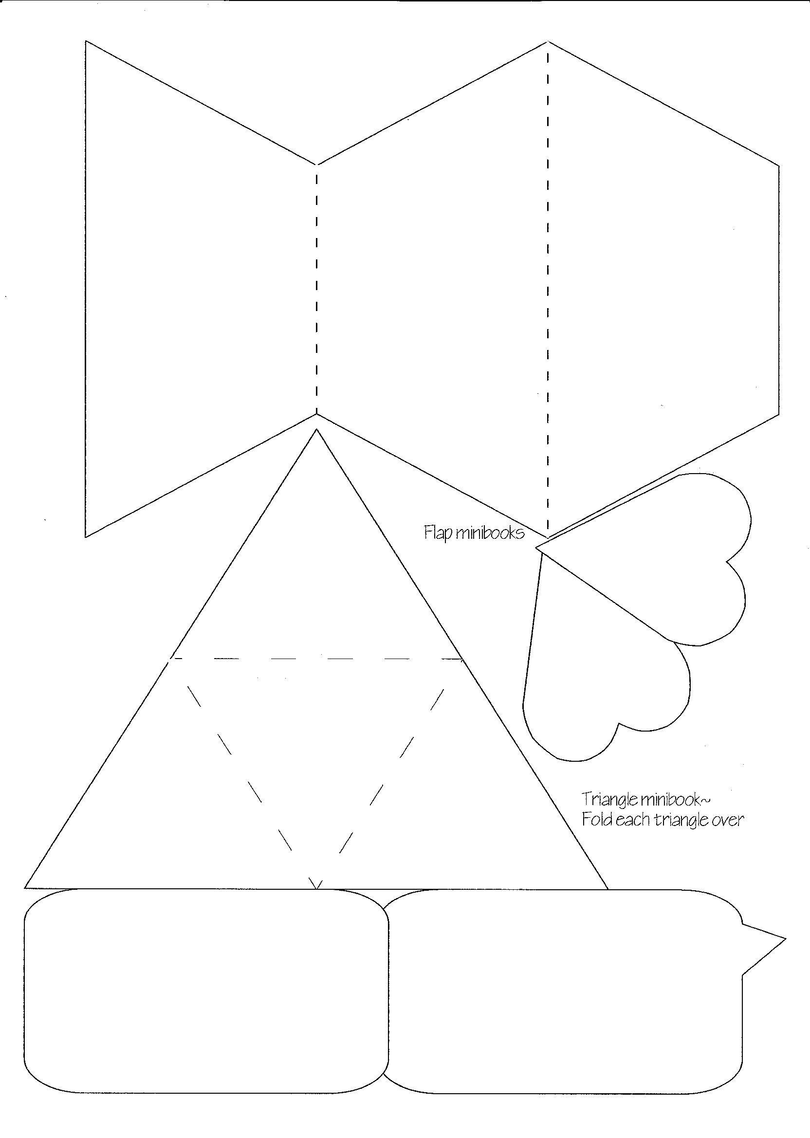lapbooks pinterest template pdf and minis