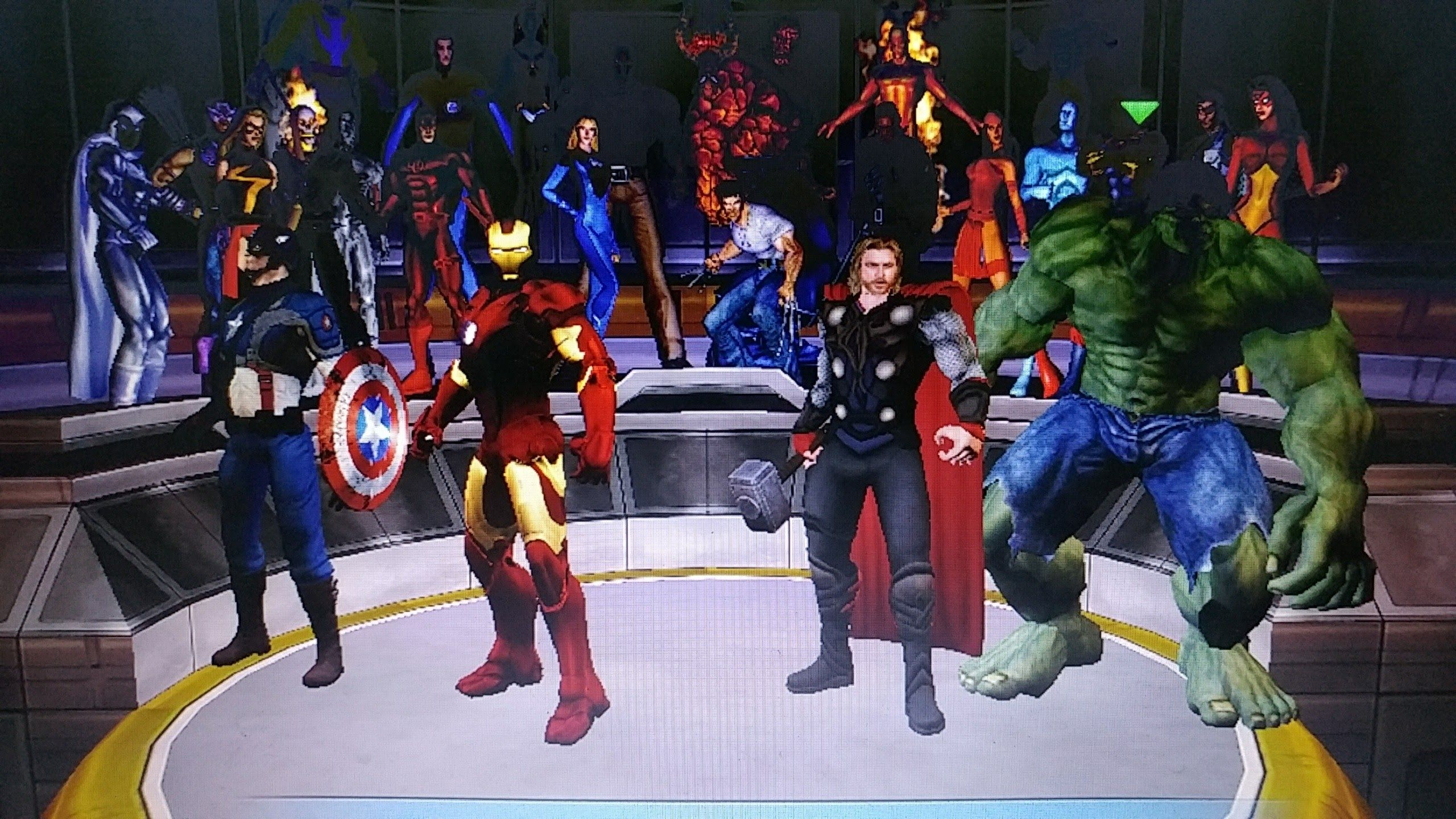 Pin by Roddy Baught on Marvel Ultimate Alliance Mods