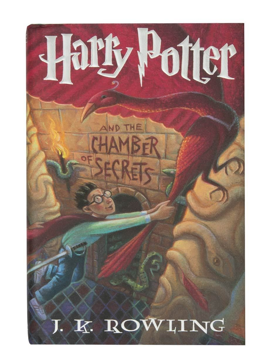 Harry Potter And The Chamber Of Secrets Hardcover In 2020 Harry