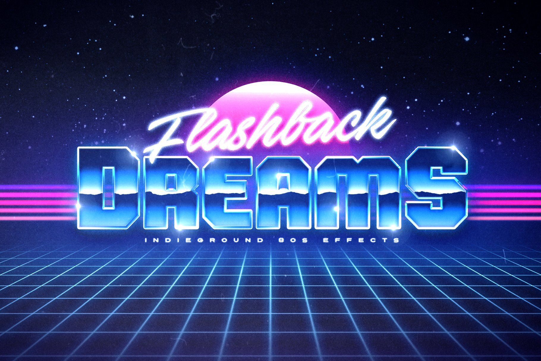 80s Text Effects Vol.1 , ad, objectsmartfavorite