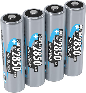 Top 10 Best Aa Rechargeable Batteries In 2020 Rechargeable Batteries Batteries Household Batteries