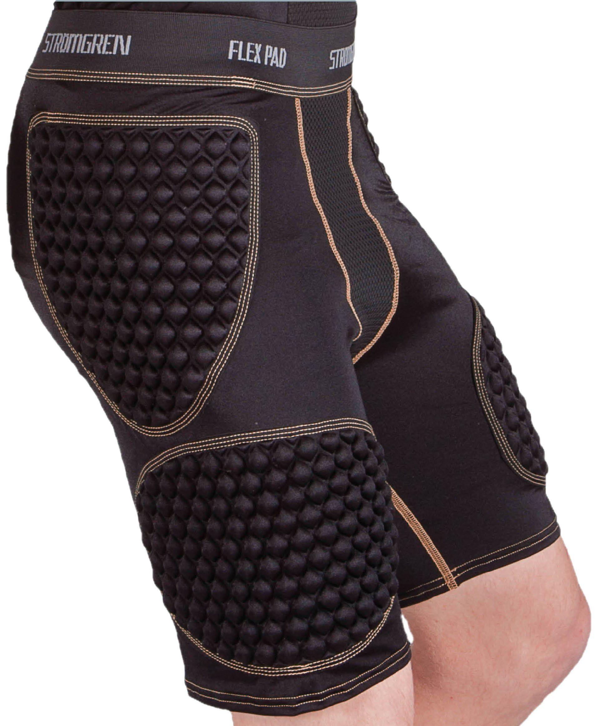 Under Armour Compression Shorts With Pads Stromgren Flex ...