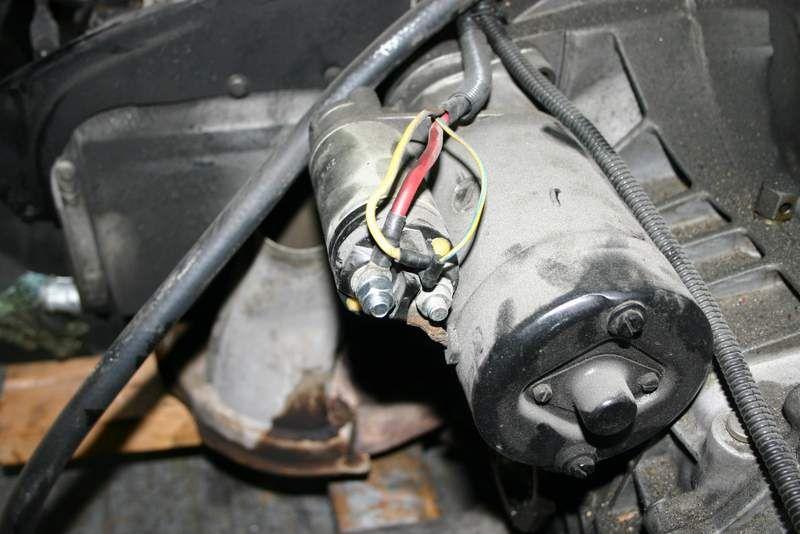 911sc 3 0 connecting starter pelican parts technical bbs porsche engine engine