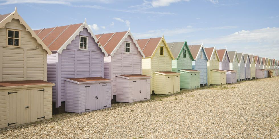 17 beautiful beach huts that bring the British coastline to life