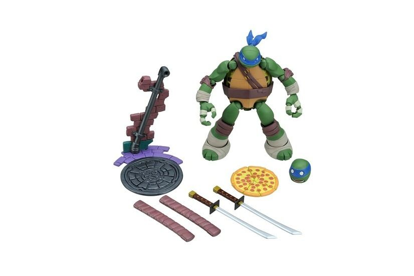 New Teenage Mutant Ninja Turtle Figures Revealed | Cool Toys ...