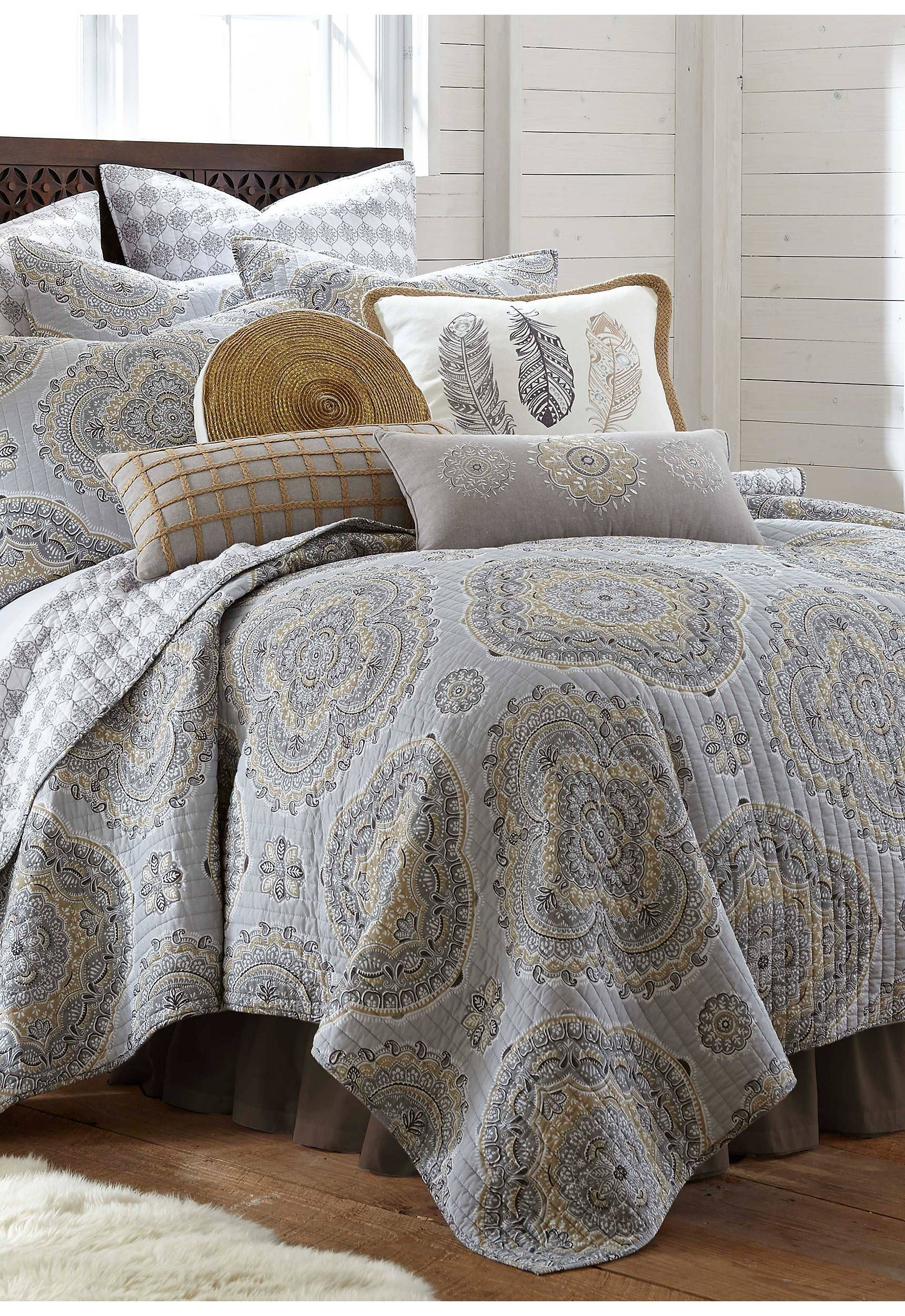 Neutral Bedding Sets King.Levtex Zarya Neutral Quilt Set In 2019 Quilt Sets King