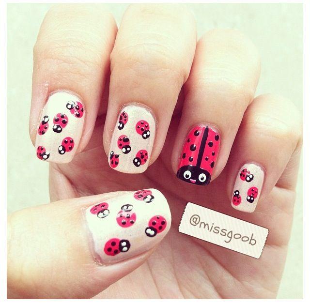 ladybug little piggy