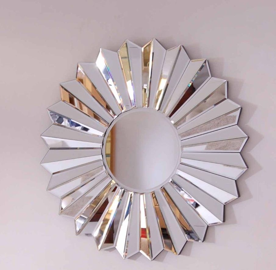 Large Decorative Wall Mirrors Mirrors In Living Room Harpsounds Co Image Of Large Decorative