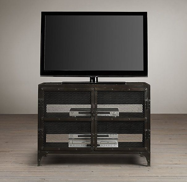 Best Industrial Tool Chest Double Door Media Modern Spaces 400 x 300