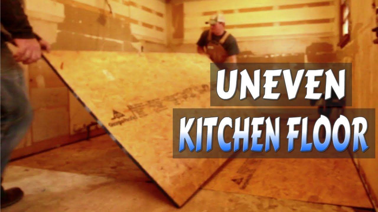 Unlevel Kitchen Floor Kitchen Kitchen KitchenDesign ...