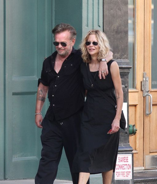 Meg Ryan John Mellencamp Backgrid Meg Ryan In 2019 Meg