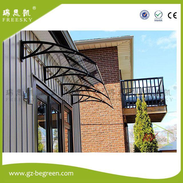 YP100200 100cmx200cm 100x300cm 100x600cm awning balcony awned sun shelter canopy window rain entrance door canopy & YP100200 100cmx200cm 100x300cm 100x600cm awning balcony awned sun ...