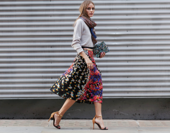 Celebrity style: Throwback to some of Olivia Palermo's street style looks