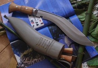 Iraqi Operation Freedom Kukri - British Gurkha Issue Khukri - Nepalese Khukuri - genuine gurkha kukri