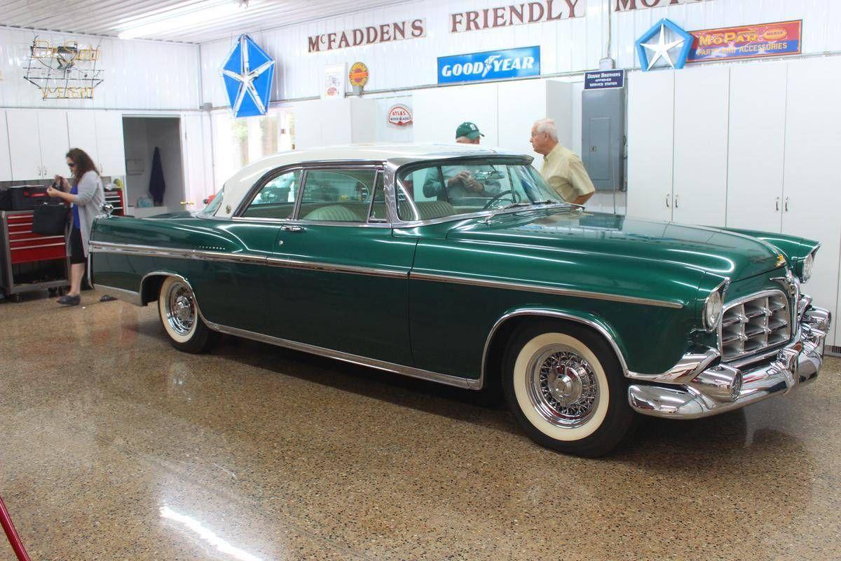 1956 Chrysler Imperial Crown For Sale 2261835 Hemmings Motor