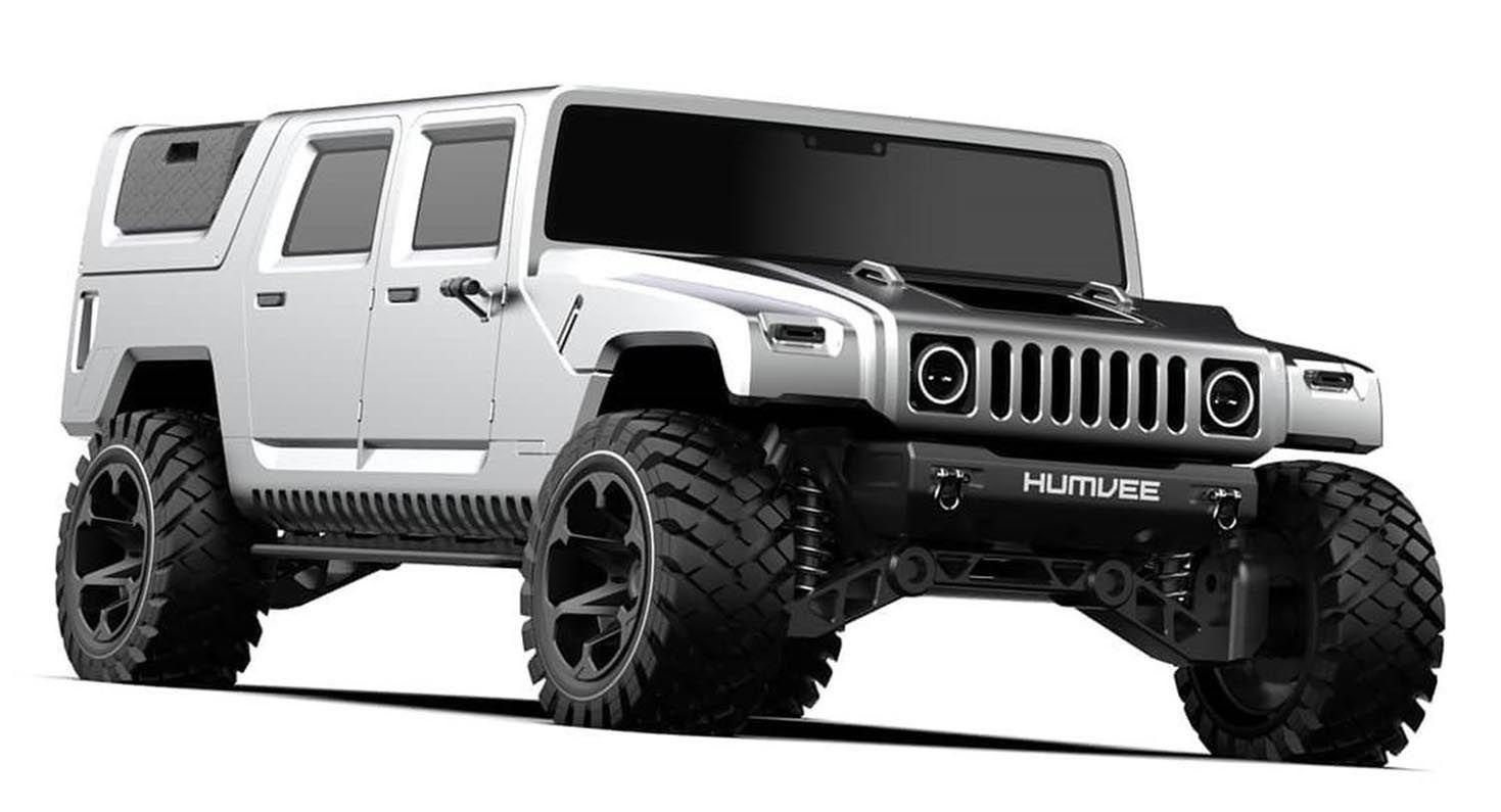 جي أم سي هامر إي في 2021 العودة المدو ية لاسطورة الدفع الرباعي قريبا موقع ويلز Hummer H1 Hummer Hummer Truck