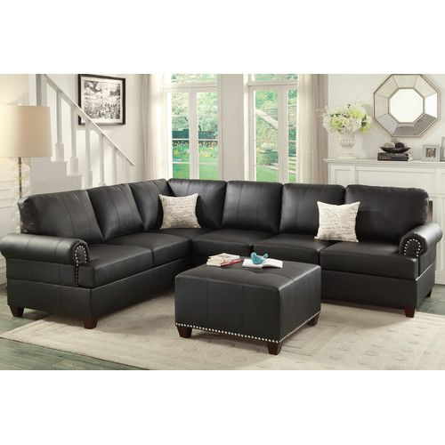 Found It At Wayfair Bobkona Cady Reversible Sectional With