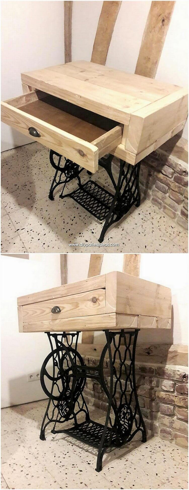 Pleasant Ideas for Wooden Pallets Recycling #oldpalletsforcrafting