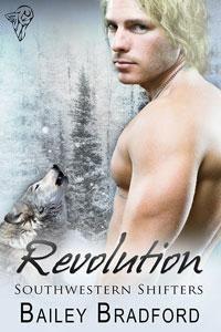 Revolution by Bailey Bradford