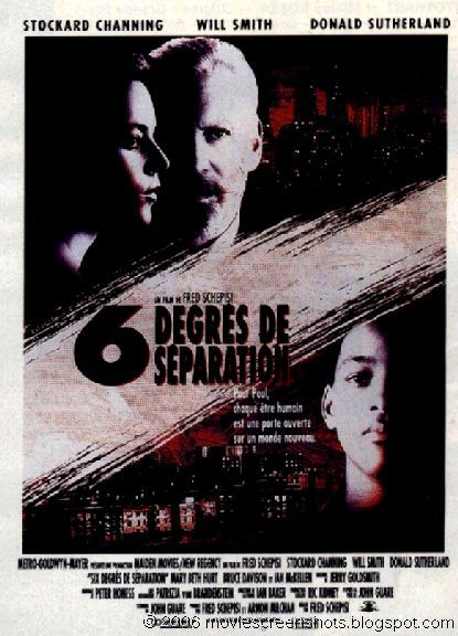 Six degrees of dating pelicula