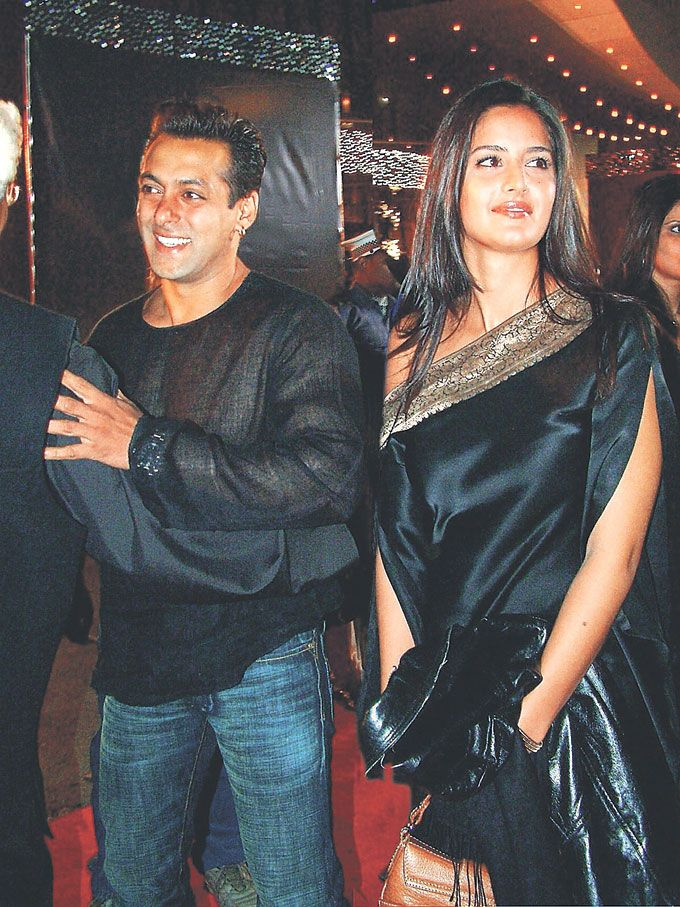 Katrina Kaif Was In A Much Publicised Relationship With Salman Khan Which Ended In 2010 Bollywood Fas Katrina Kaif Picture Of Katrina Kaif Bollywood Couples