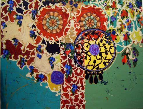 Color + Design Blog / Color Inspiration: Beatriz Milhazes by COLOURlovers :: COLOURlovers