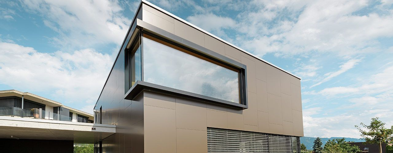 PREFA Fassadensysteme