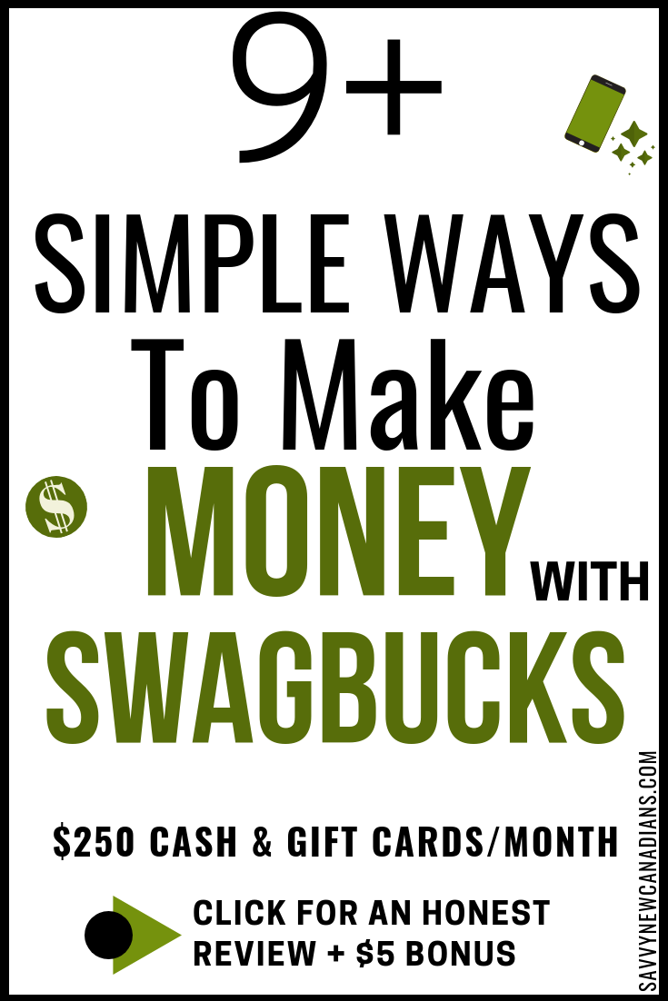 Swagbucks Review Is It Legit And Safe 10 Easy Ways To Make Money Way To Make Money How To Make Money Best Money Making Apps